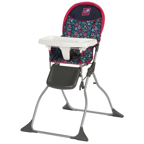 Cosco Folding High Chair by Cosco Simple Fold High Chair Flower Garden Baby Baby