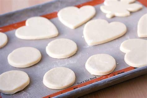 sugar cookies rolled cookie sheet recipe numstheword word unbaked