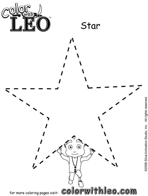 Star Worksheets For Preschoolers Worksheets For All  Download And Share Worksheets  Free On