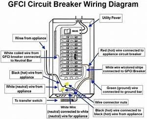Wiring A Breaker Box Diagram Di 2020  Dengan Gambar
