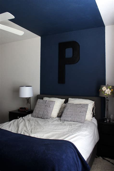 navy and grey bedroom grey gusto grace