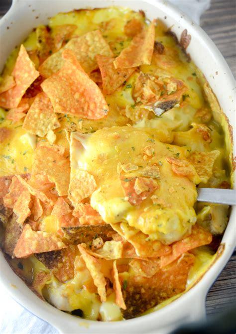 Quick and Easy Chicken Dorito Casserole - Recipe Diaries