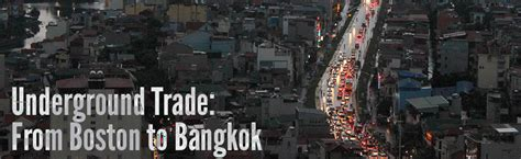 Human Trafficking One Town In Thailand Wgbh News