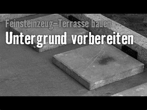 version  feinsteinzeug terrasse bauen kapitel