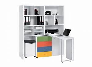 meuble de rangement modulable maison design modanescom With meuble 8 cases ikea 5 meuble de rangement contemporain blanc 2 portes3 tiroirs
