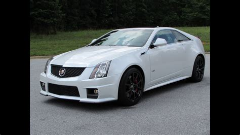 2015 Cadillac Cts-v Coupe Start Up, Exhaust, Test Drive