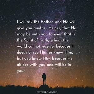 Online Donation Tracker In You Forever John 14 16 17 Grace Evangelical Society