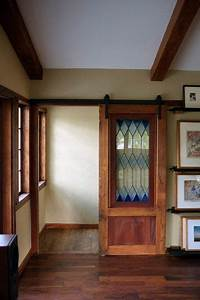 beautiful stained glass door interior barn doors With barn door with stained glass
