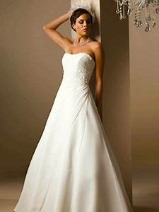 strapless bridal gown seeur With strapless wedding dresses
