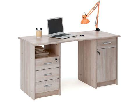 bureau pc conforama bureau 135 cm chêne monaco vente de bureau conforama petit bureau
