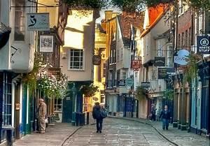 """Stonegate - York,England,UK"" by Trevor Kersley Redbubble"
