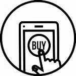 Sell Mobile Icon Gesture Icons Svg Shopping