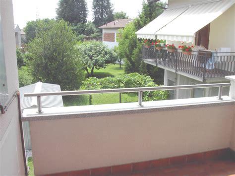 ringhiera per terrazzo adeguamento parapetto balcone 187 ramainox
