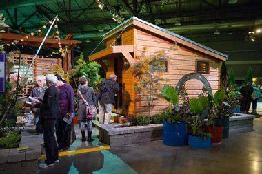 tiny houses big attention portland home  garden show