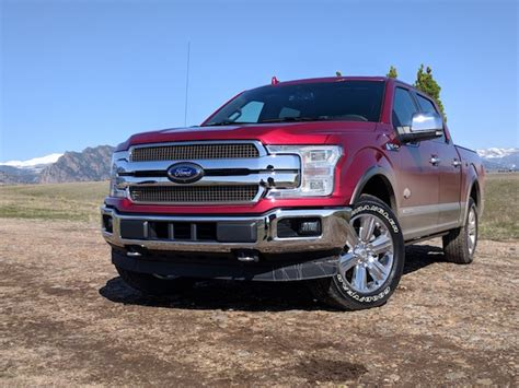 2018 Ford F-150 Diesel Review
