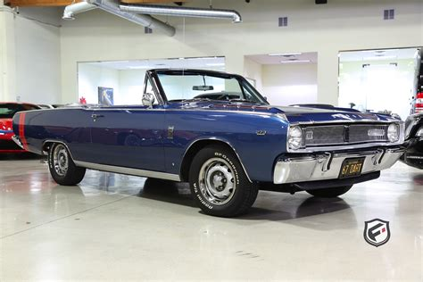 Dodge Dart 1967 by 1967 Dodge Dart Fusion Luxury Motors