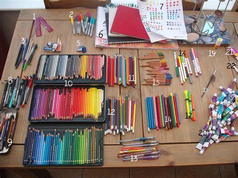 art supplies  lumaeya  deviantart