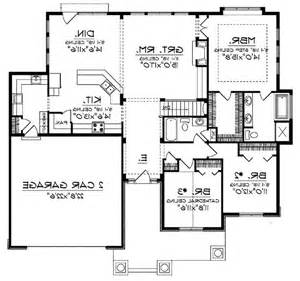 Open Concept House Plans With Photos