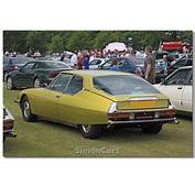 Simon Cars  Citroen SM