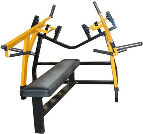 Isolateral Horizontal Bench Press  £79995 Gymwarehouse
