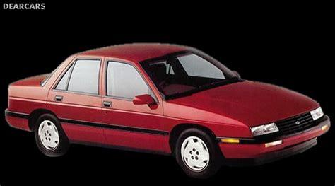 1994 Chevrolet Corsica 1994 chevrolet corsica information and photos zomb drive