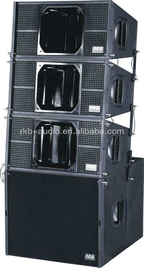 2x10 Bass Cabinet Dimensions by Q1 Rigging Line Array Audio Speaker View Rigging Line