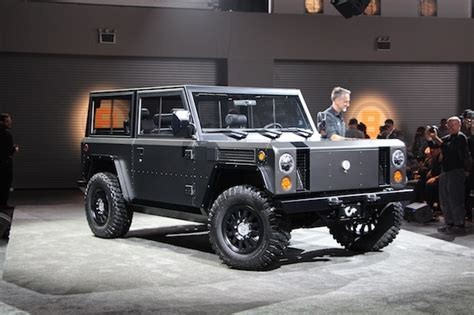 electric bollinger  pickup offers   road
