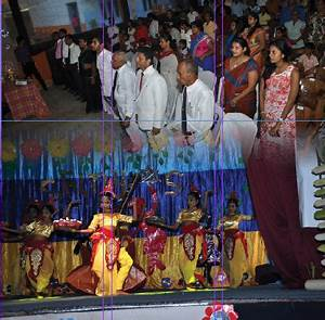 Annual concert of JMC International College held ...