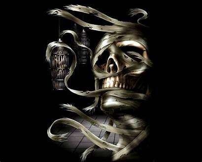 Skull Wallpapers Skeleton 3dwallpapers Skulls Cool Dark