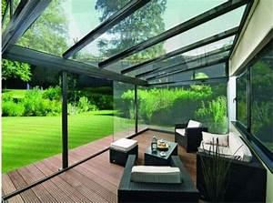 Glasdach terrassen sch ne ideen f r die for Schöne terrassen ideen
