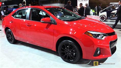 2016 Toyota Corolla Se Special Edition