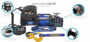 Superwinch Talon Series