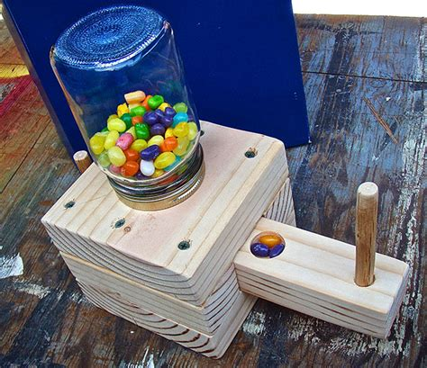 homemade candy dispenser boys life magazine