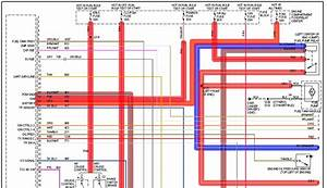1998 Chevy Cavalier Z24 2 4l Ld9 Pcm Fuel Pump Relay Wiring Diagram