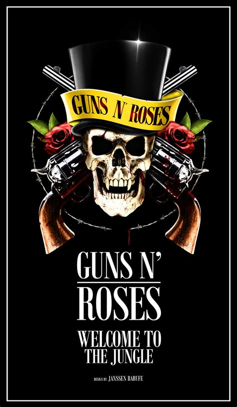 Guns N Roses Iphone Wallpaper (28+ images) on Genchi info