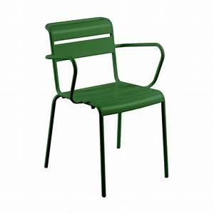 Fauteuil Jardin Aluminium : fauteuil de jardin vintage en m tal lutetia 4 ~ Teatrodelosmanantiales.com Idées de Décoration