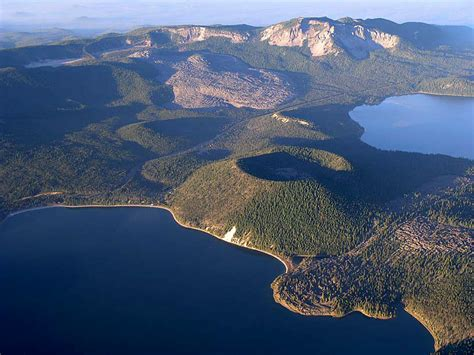 newberry national volcanic monument  forest service