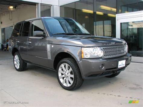 2006 Bonatti Grey Land Rover Range Rover Supercharged