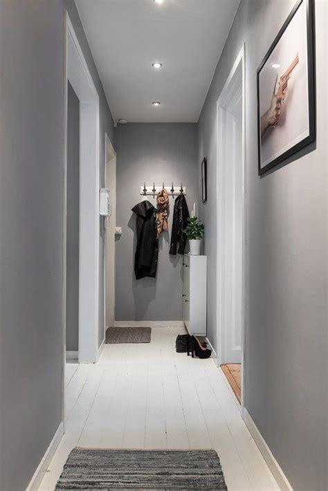 un espace citadin au style industriel r 233 novation couloir cuisine decoration entree couloir