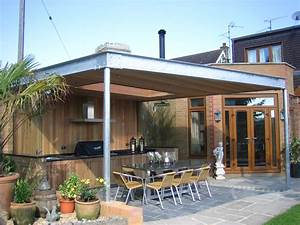 All year round BBQ Area - Charles Hill Garden Services