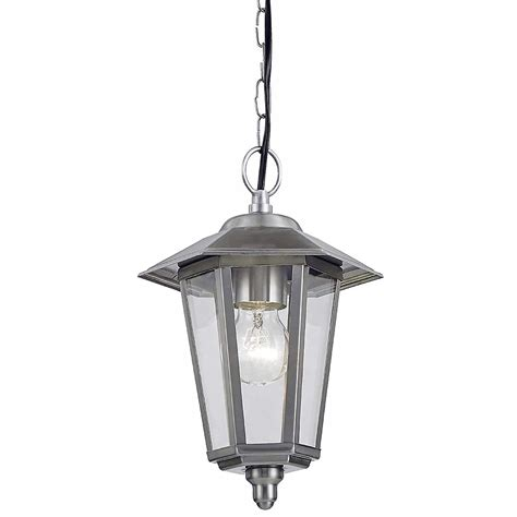 hanging porch lights contemporary stainless steel hanging lantern porch light
