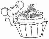 Coloring Mouse Potion Magic Stamps Digi Printable Sweet Sheets Bearywishes Ratoncita Fairy Colouring Mickey Freebie Treats Afkomstig Guardado Desde sketch template