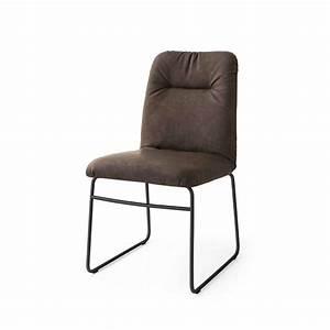 Chaise Tissu Salle A Manger : chaise de salle manger moderne en tissu greta connubia ~ Dallasstarsshop.com Idées de Décoration