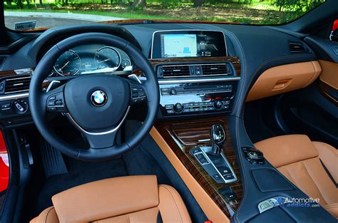 2016 Bmw 650i Convertible Dashboard 1