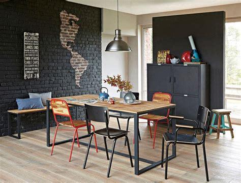 bureau style décoration bureau style industriel