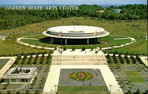 Garden State Arts Center, Holmdel New Jersey Now The Pnc