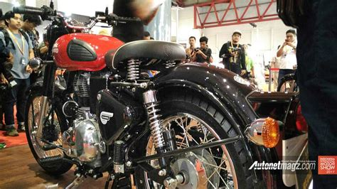 Gambar Motor Royal Enfield Bullet 350 by Harga Royal Enfield Classic 350 Redditch Indonesia
