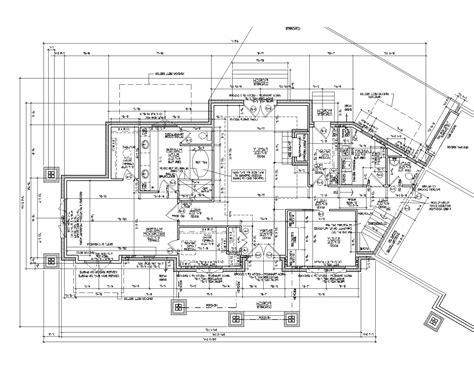 Elegant Architectural Floor Plans