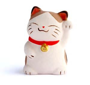 neko cat the story of japan s luck cat maneki neko