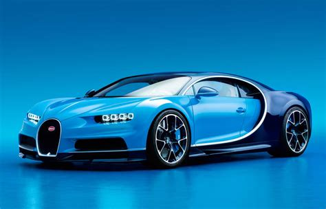 Bugatti Chiron Revealed 1,480 Hp And 062 Mph In Under 2